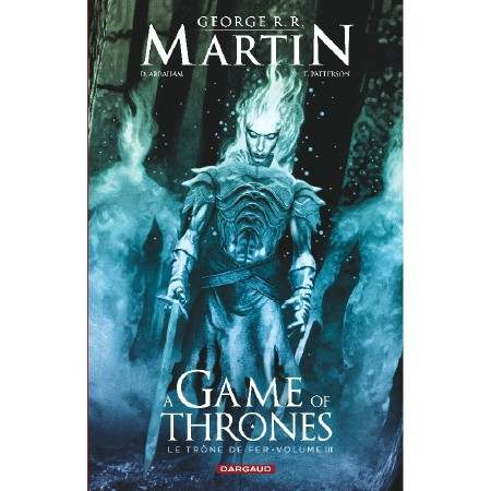 Livre A Game Of Thrones Le Trone De Fer Tome 3