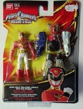 POWER RANGERS IN SPACE LEGACY PINK RANGER - image 1
