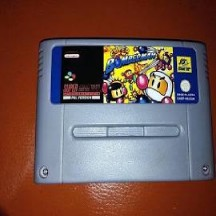 JEU SNES SUPER BOMBERMAN - image 1