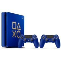 CONSOLE SONY PS4 EDITION LIMITEE DAY OF PLAY 500GO - image 1