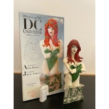 DC Direct Women of the DC Universe Poison Ivy Bust - image 1